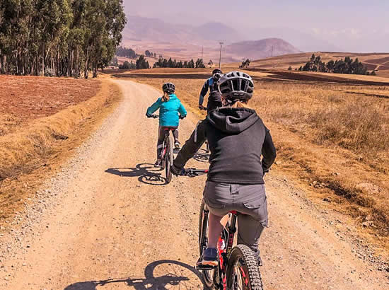 TOUR BICYCLE MARAS – MORAY