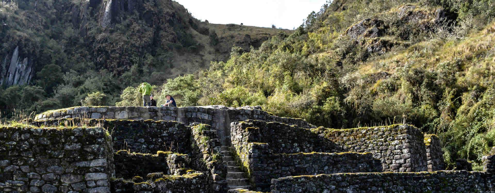 Inca Trail – Machupicchu